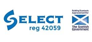 select registered electrician edinburgh