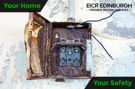 EICR Edinburgh your home your safety