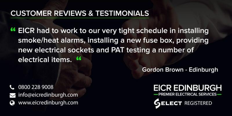 electricians feedback