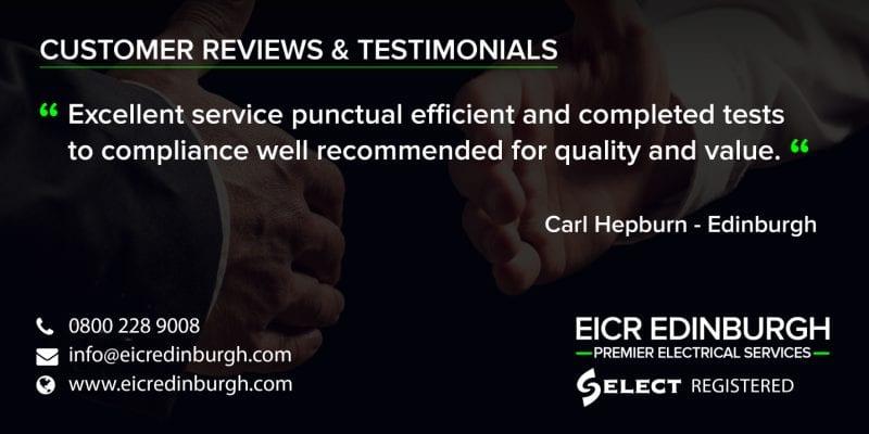 edinburgh electricians review