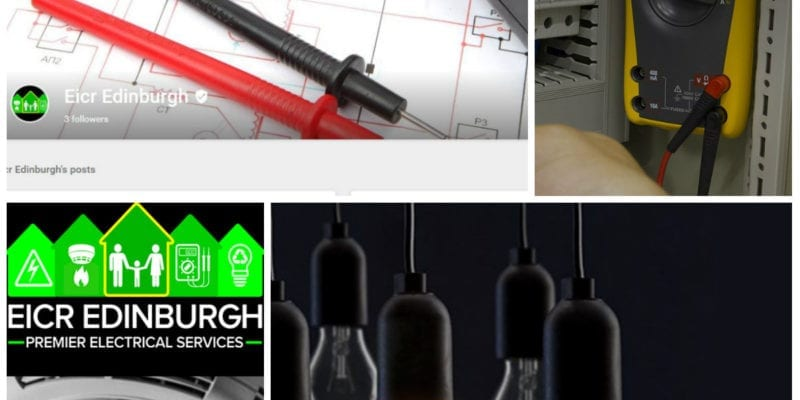 electrician services by EICR Edinburgh